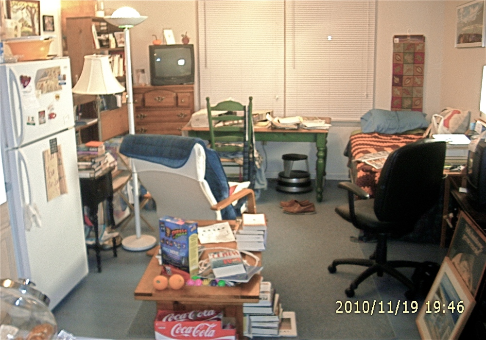 Secrets of Living Large In A Small Apartment (2/6)
