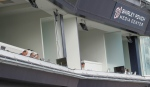 The press box, named for longtime Washington Post Sports Editor Shirley Povich.