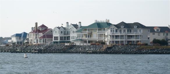 seashore houses