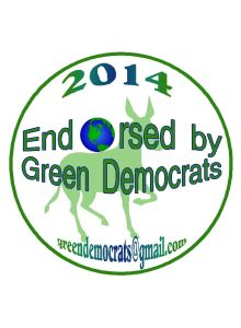 Endorsement Badge 2014