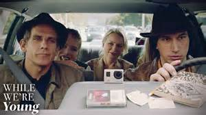 Ben Stiller and Naomi Watts in While We're Young (2/2)