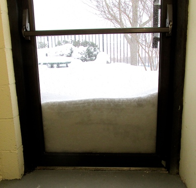HOW DEEP CAN SNOW GET IN MARYLAND?